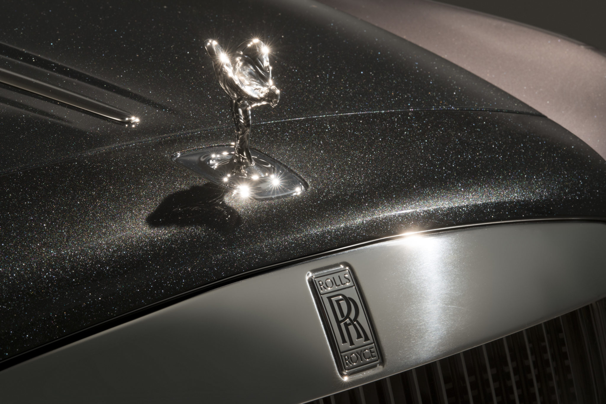 rolls-royce wraith black badge 2017 geneve autosalon concept