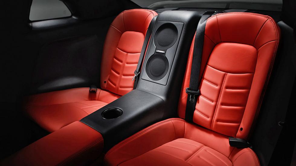 slechtste achterbanken Nissan GT-R