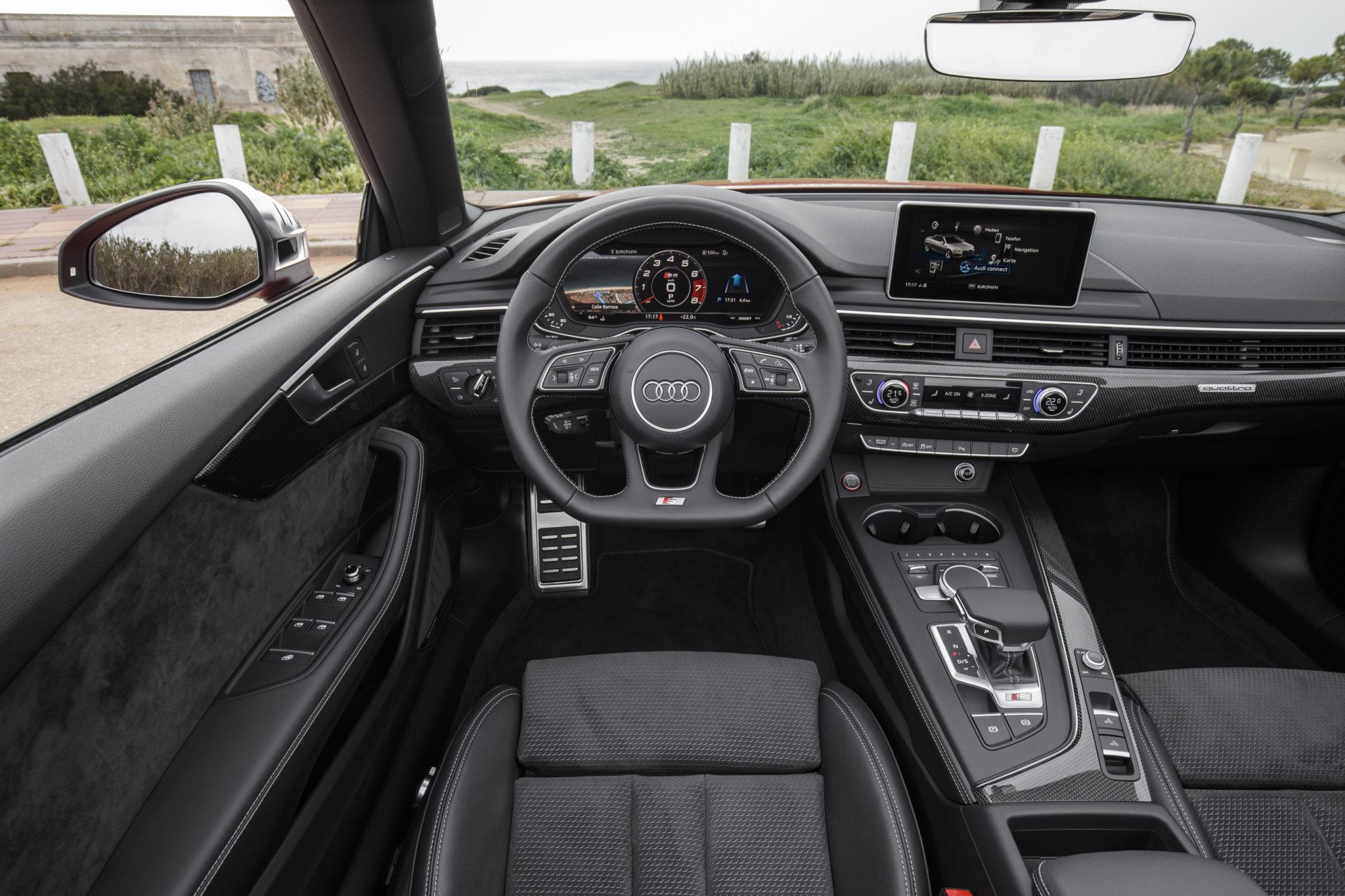 Audi S5 Cabrio 3.0 TFSI quattro