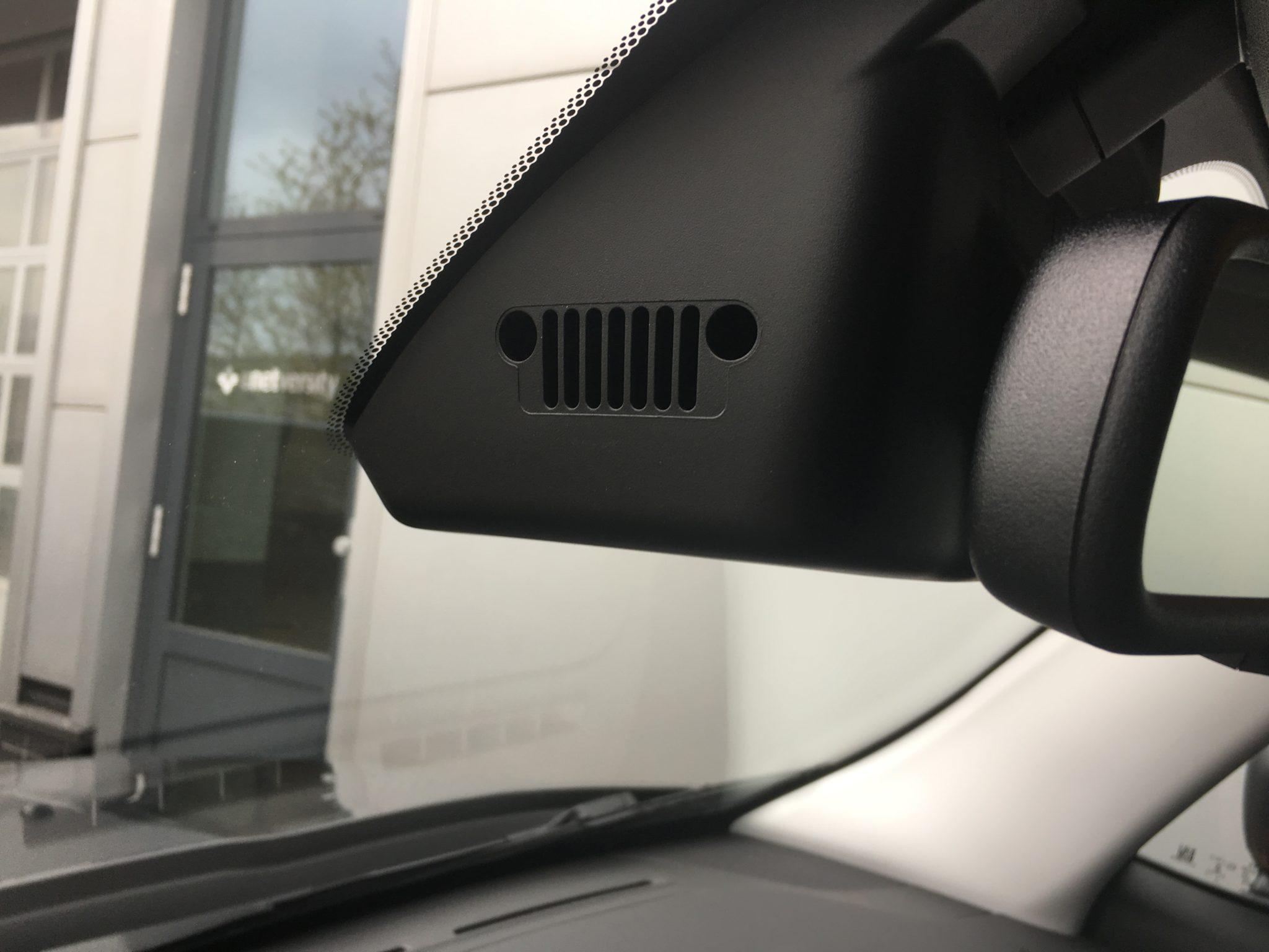 Jeep Renegade willys spiegel