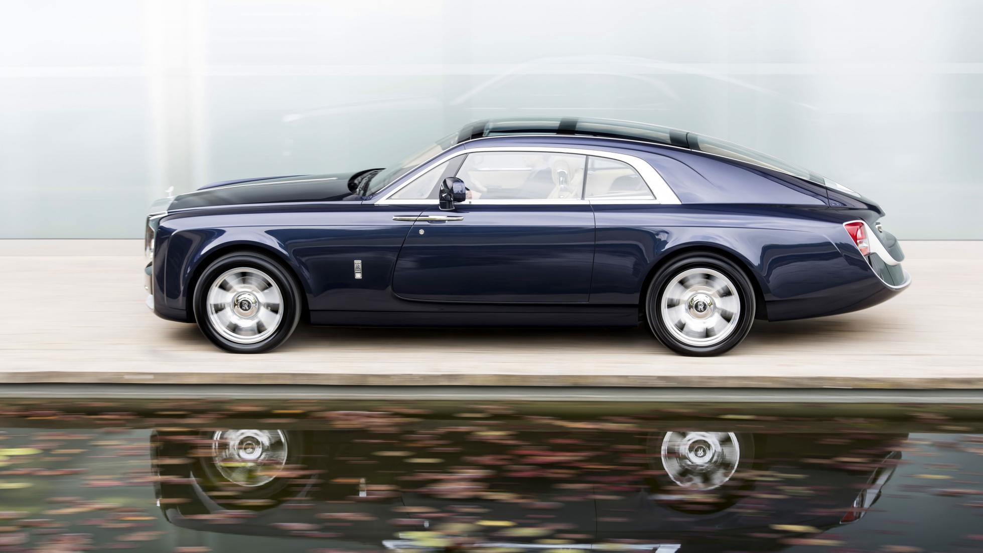 duurste auto ter wereld rolls royce sweptail