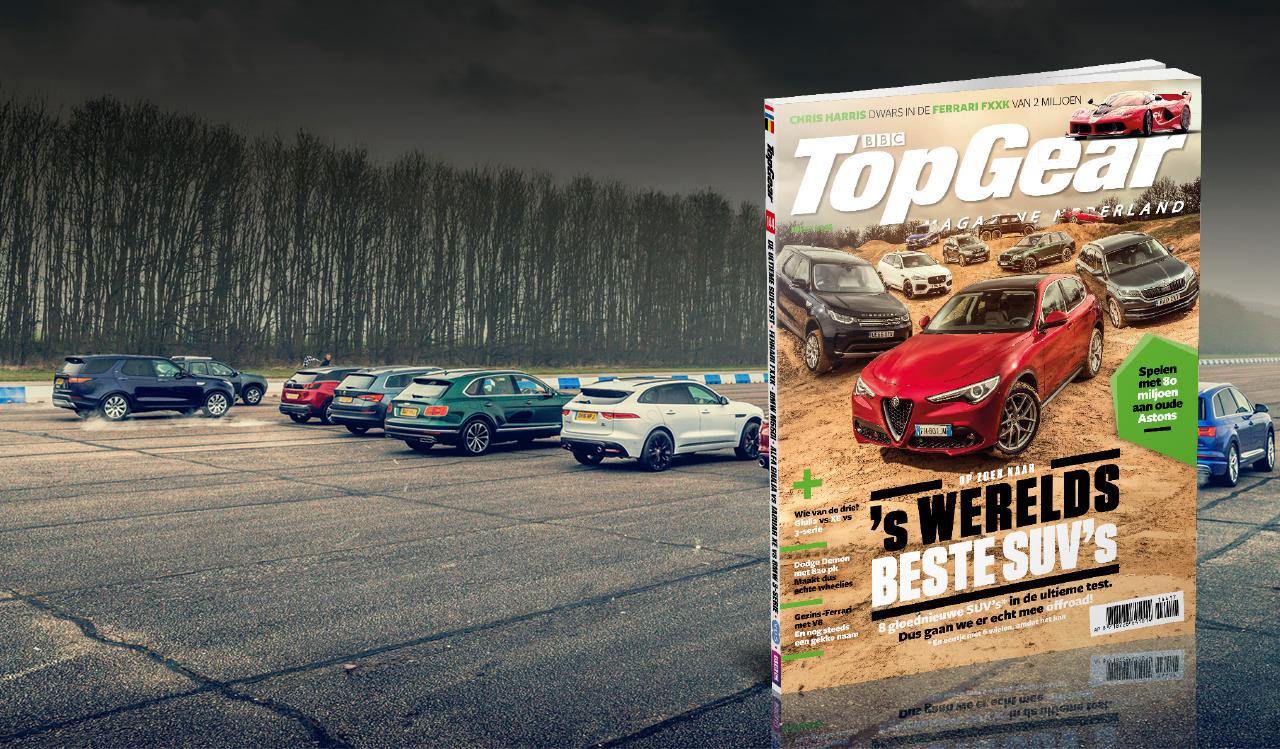 TopGear Magazine 144