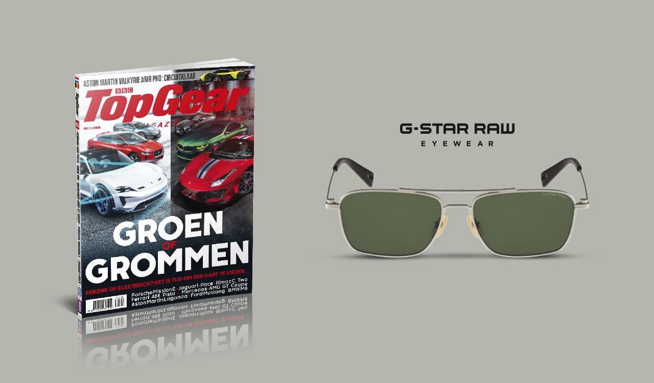 G-Star RAW zonnebril