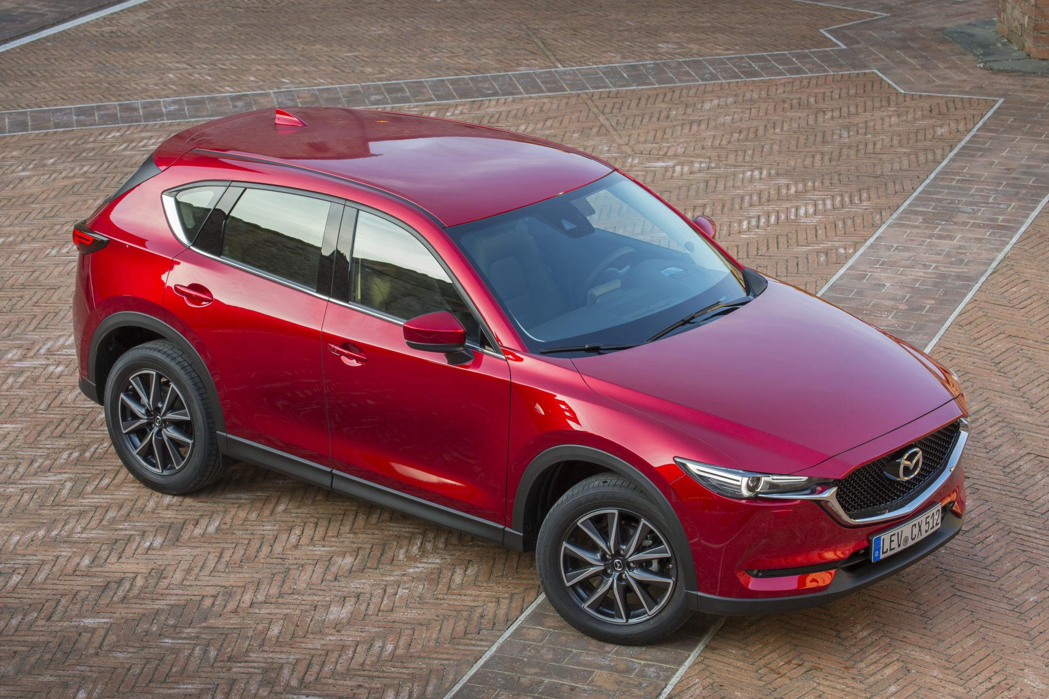 Mazda CX-5 GT-M SkyActiv-D 175 (2017)