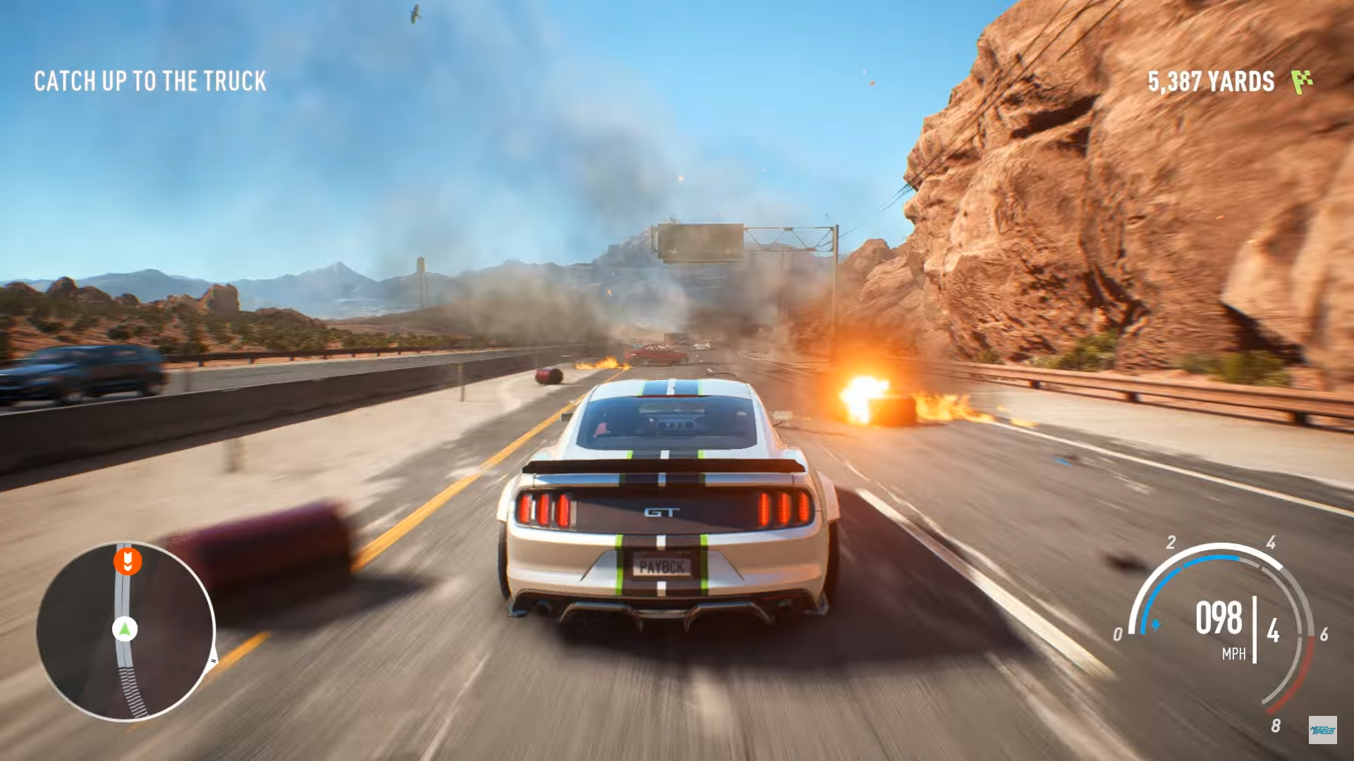 gameplay need for speed payback