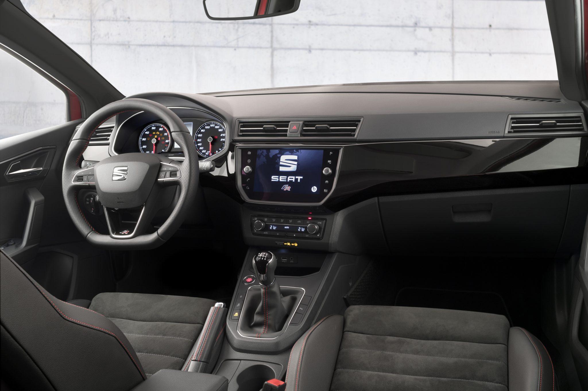 Seat Ibiza 1.5 TSI FR