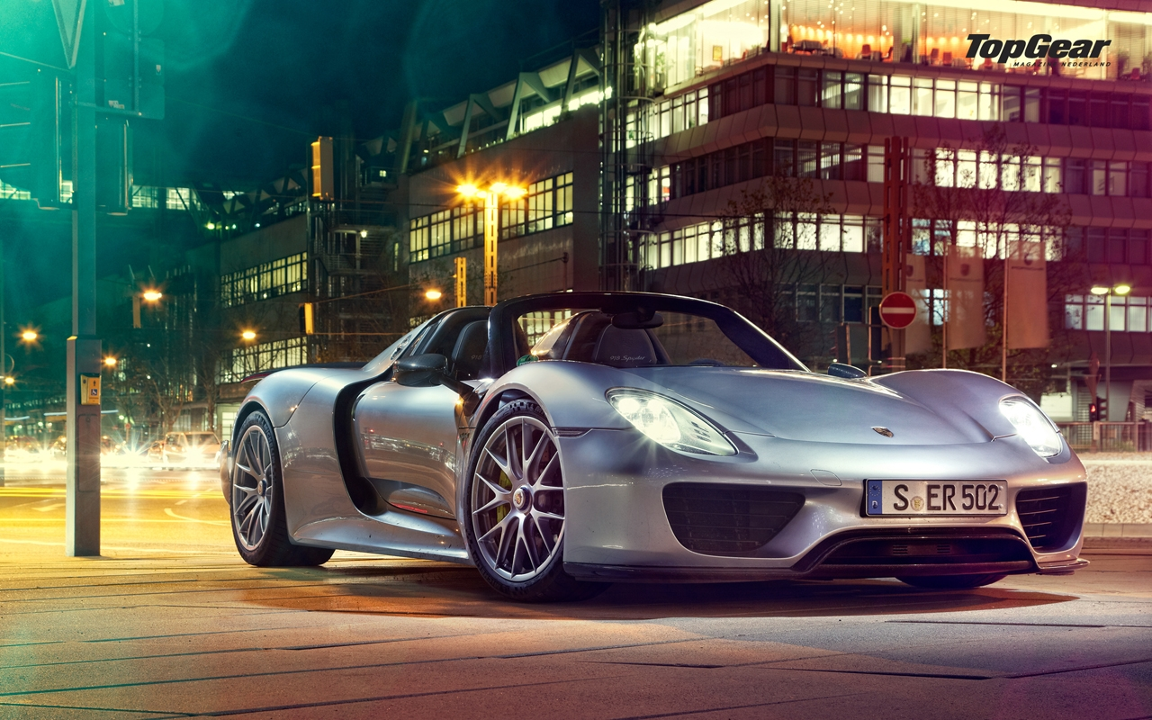 De 10 snelste cabrio's ter wereld