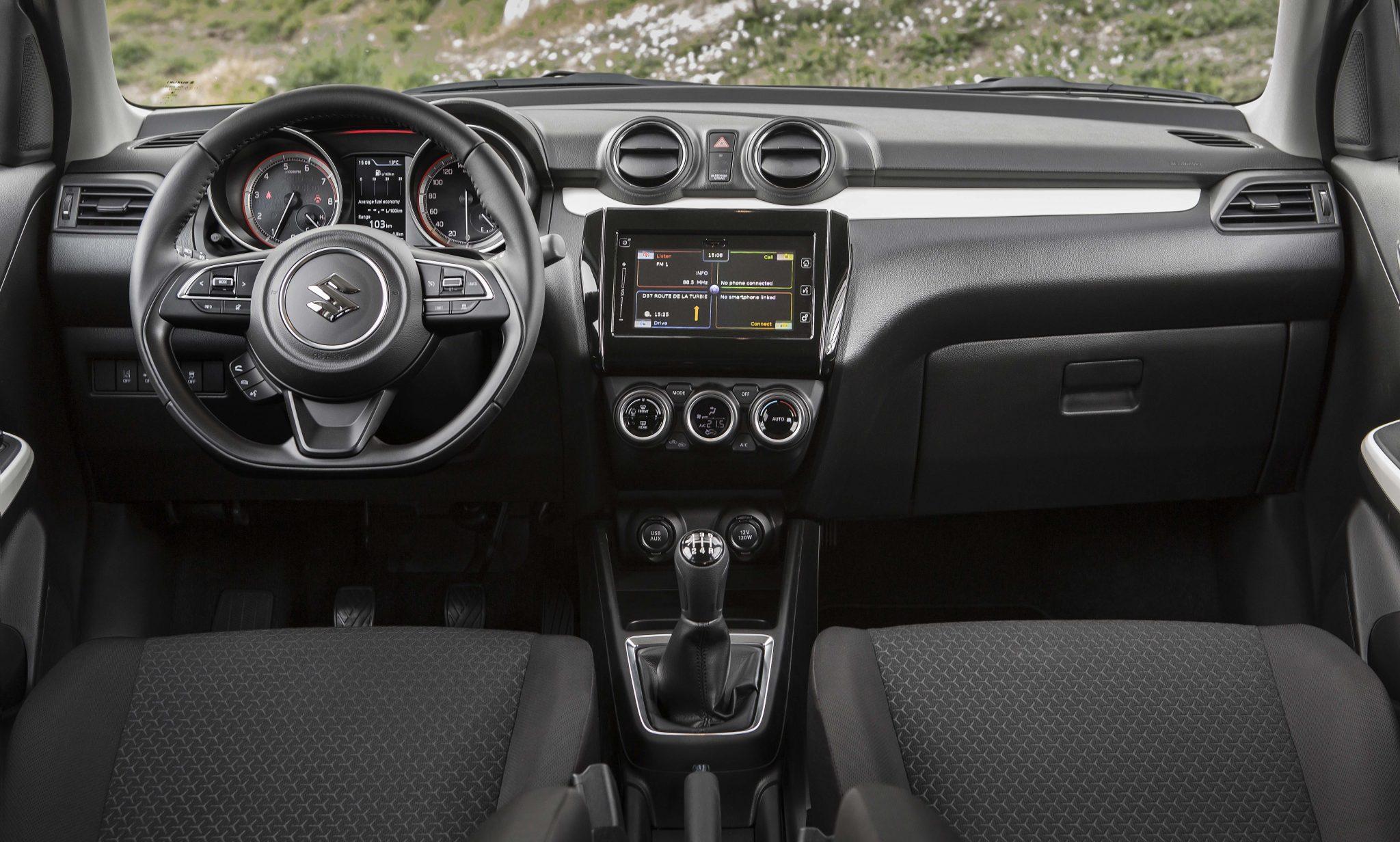 Suzuki Swift 1.0 Boosterjet Smart Hybrid Stijl