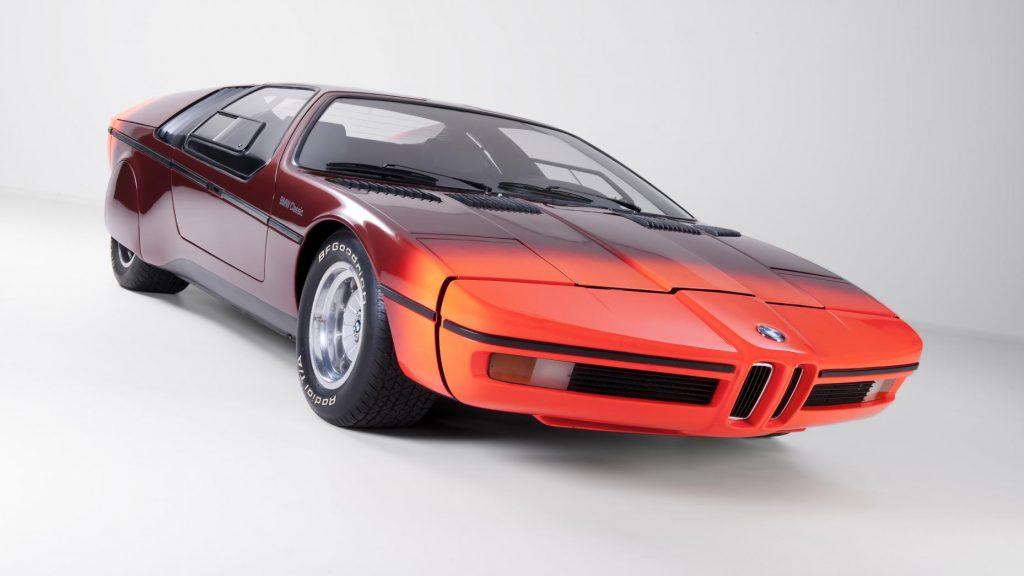 De Mooiste Conceptcars Van Bmw Sinds 1969 Topgear Nederland