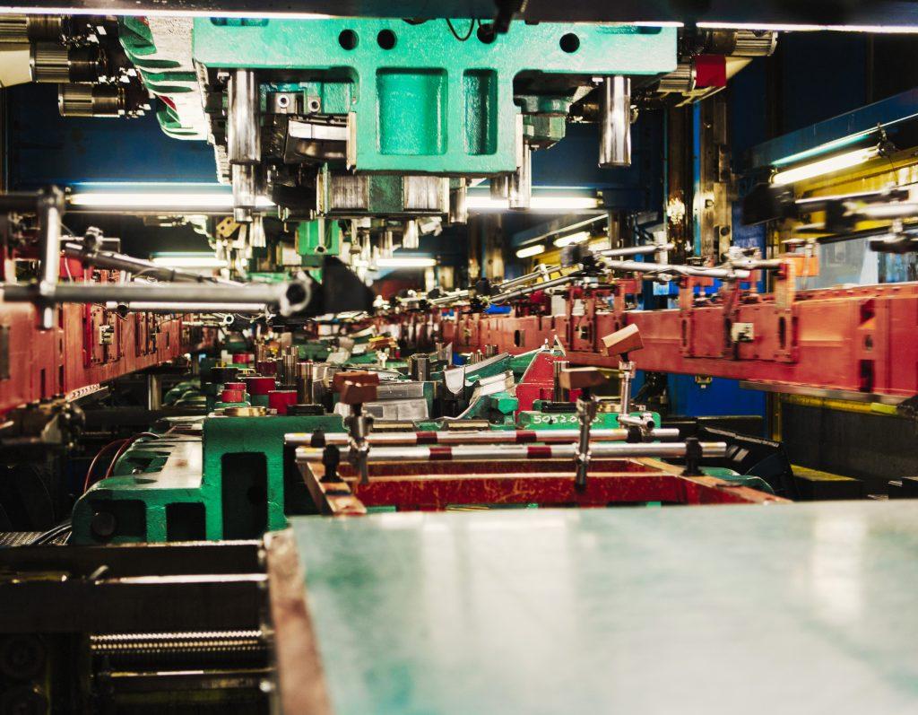 fabriek van Seat