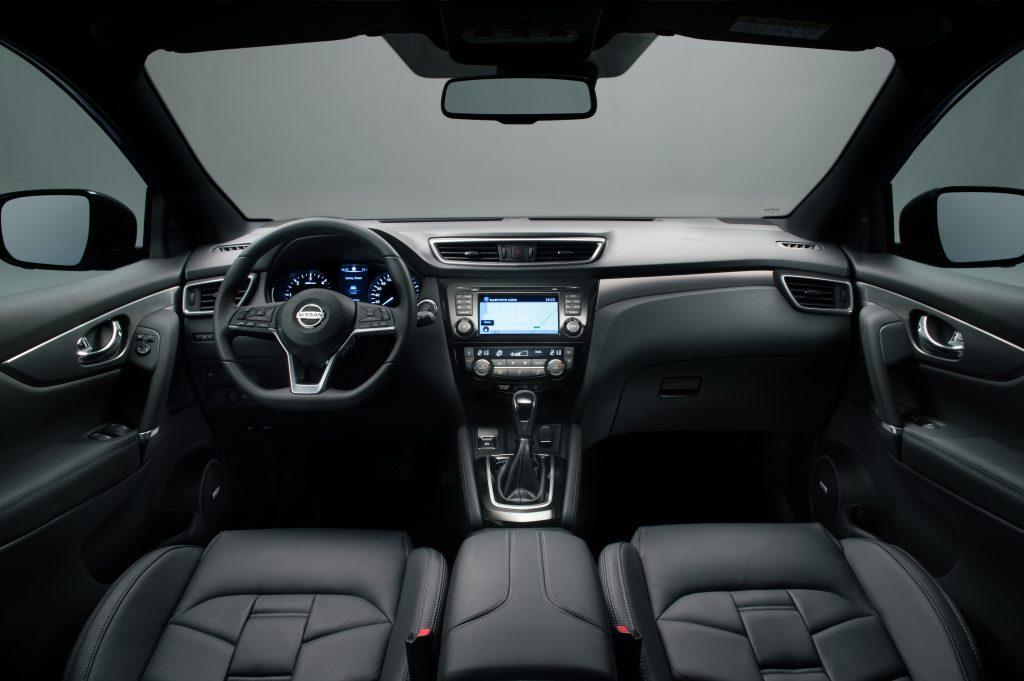 Nissan Qashqai DIG-T 163 Business Edition