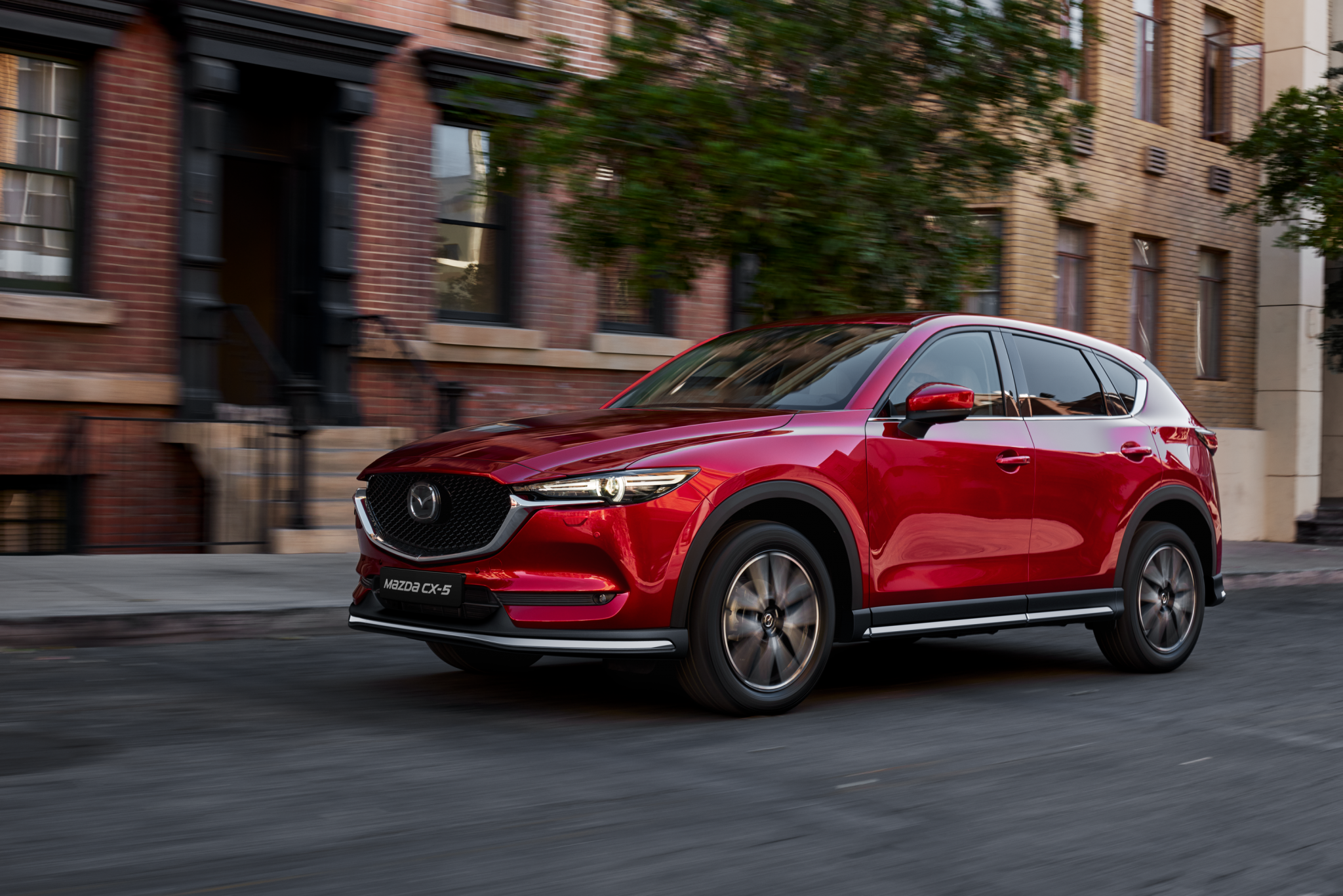 Mazda CX-5 advertorial