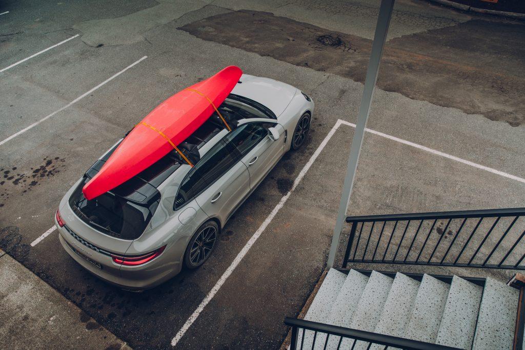 Porsche Panamera Sport Turismo door Canada