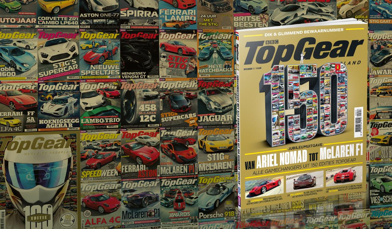 TopGear Magazine 150