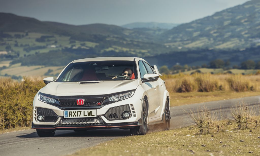 Honda Civic Type R vs concurrentie