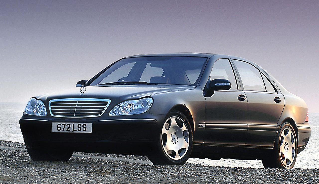 Mercedes S600 V12 W220