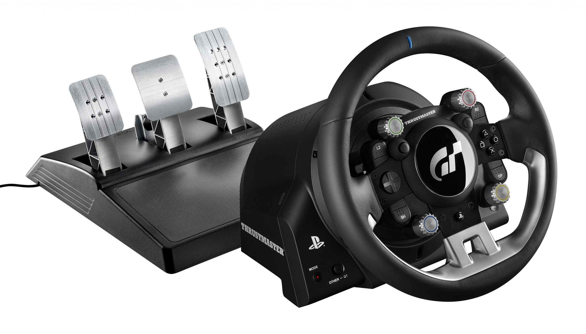 thrustmaster t gt review voor playstation 4 topgear. Black Bedroom Furniture Sets. Home Design Ideas