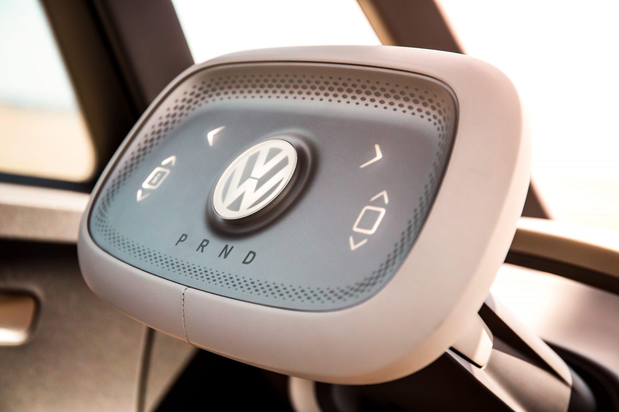 Volkswagen I.D. Buzz stuur (2017)