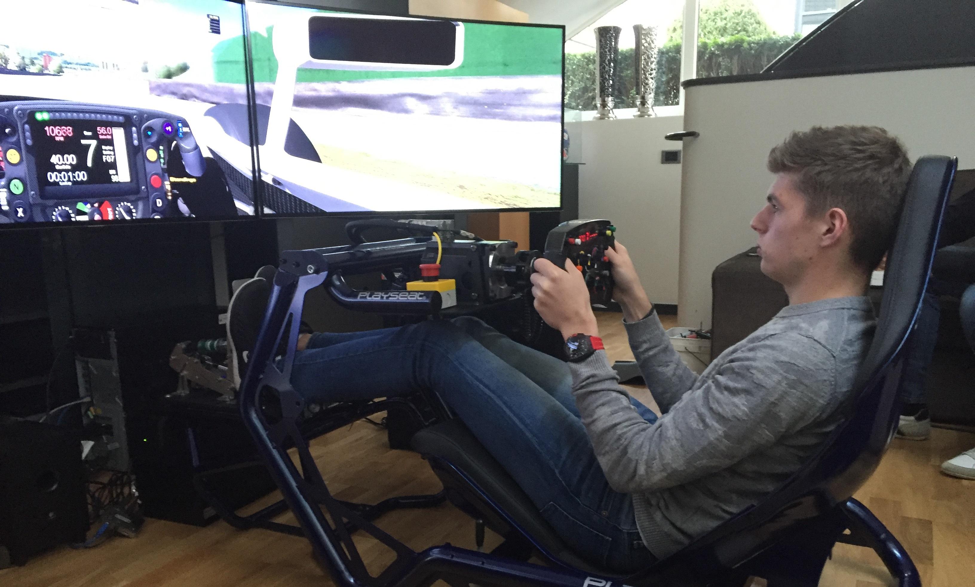 F1 2018 Csl Elite Settings