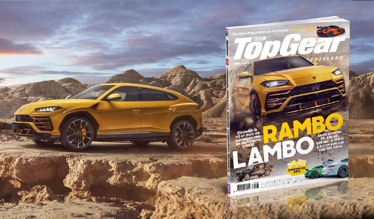 TopGear Magazine 152