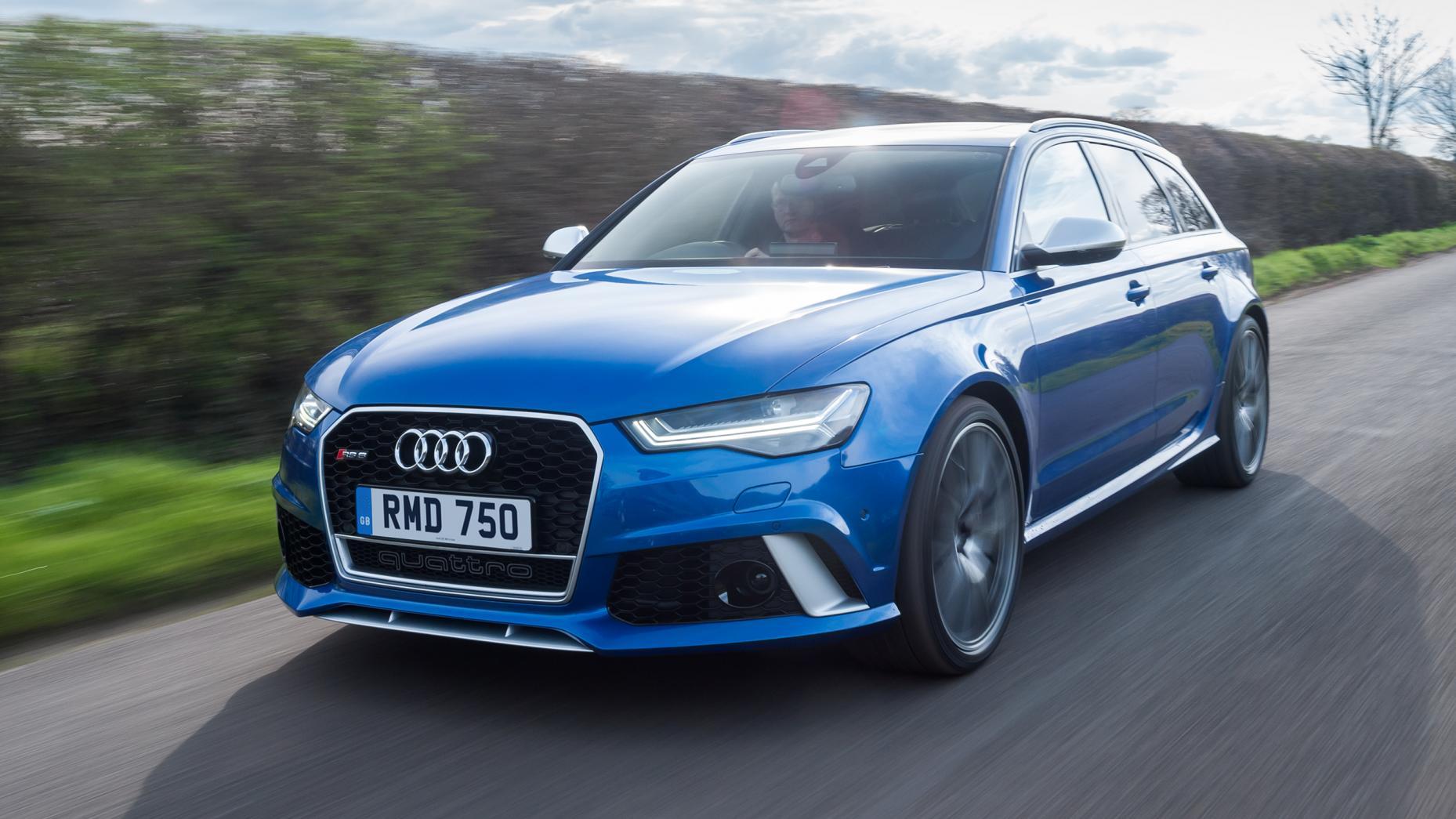 Waarom we de Audi RS 6 zullen missen