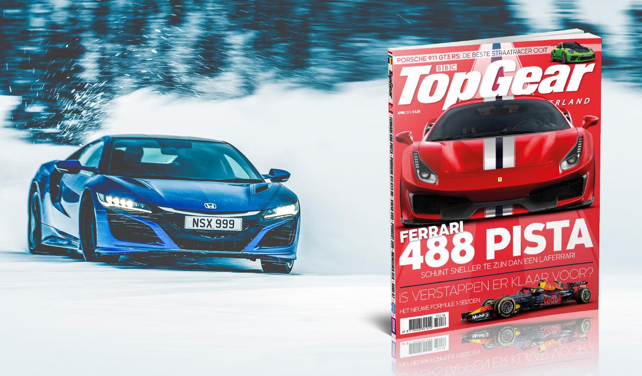 TopGear Magazine 154