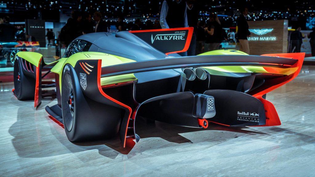 Aston Martin Valkyrie AMR Pro (2018)