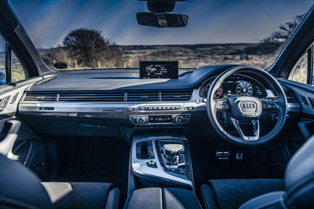 Audi SQ7 TDI (2017)