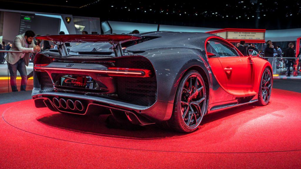 Bugatti Chiron Sport (2018)