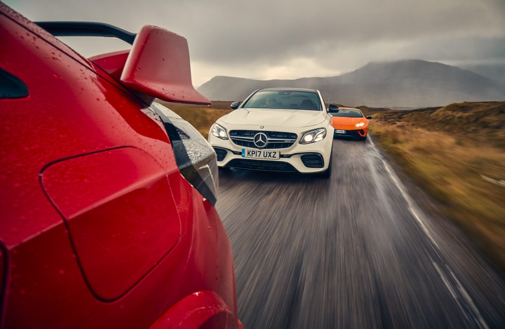 TopGear Speedweek 2018