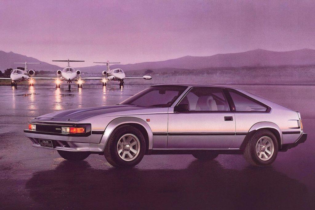 Toyota Celica Supra (1981)