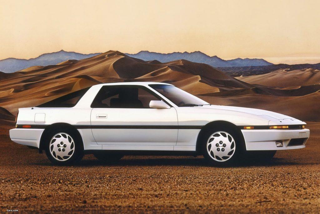 Toyota Supra (1986)