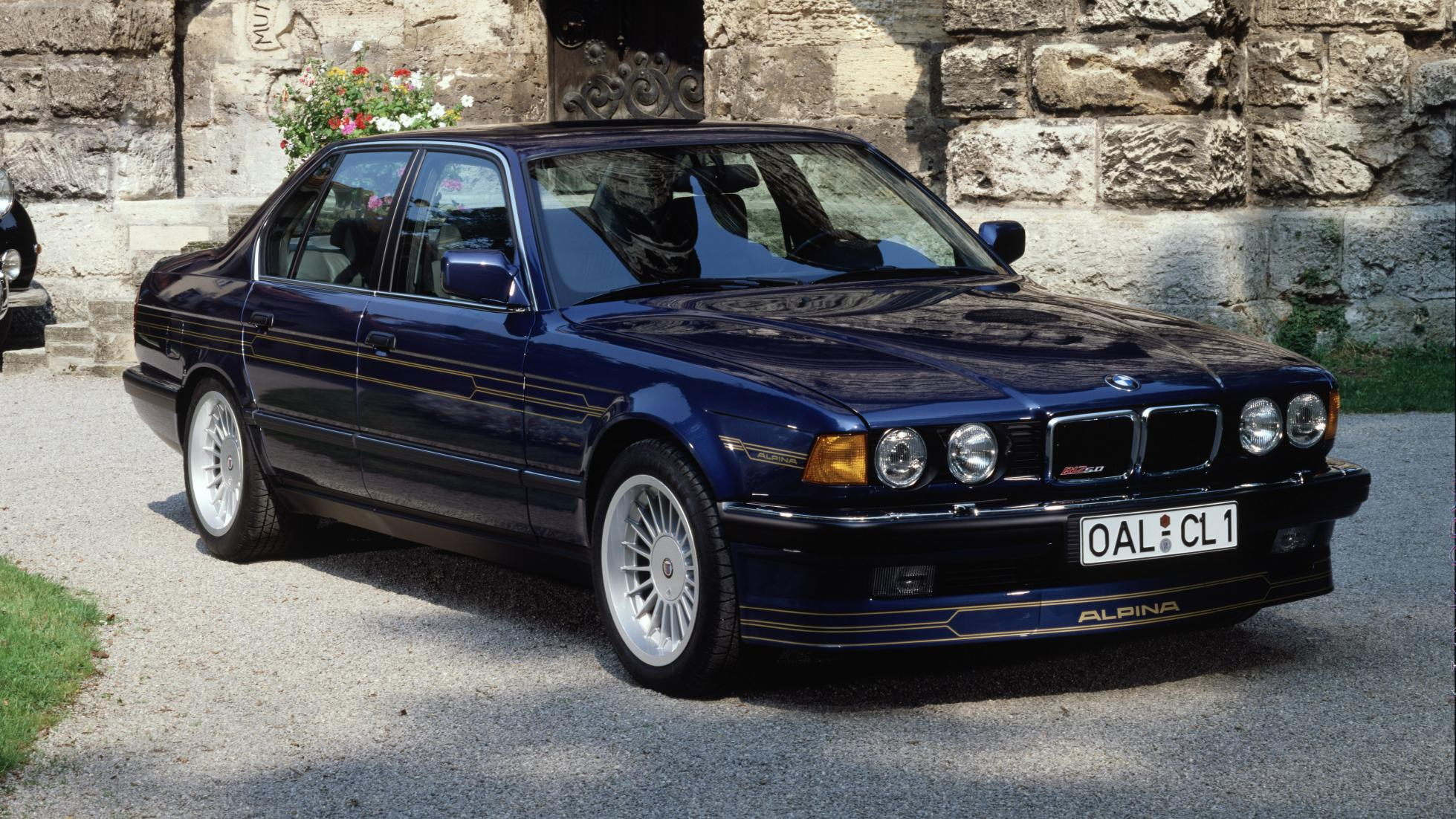 Alpina B5 BMW 5-serie E32