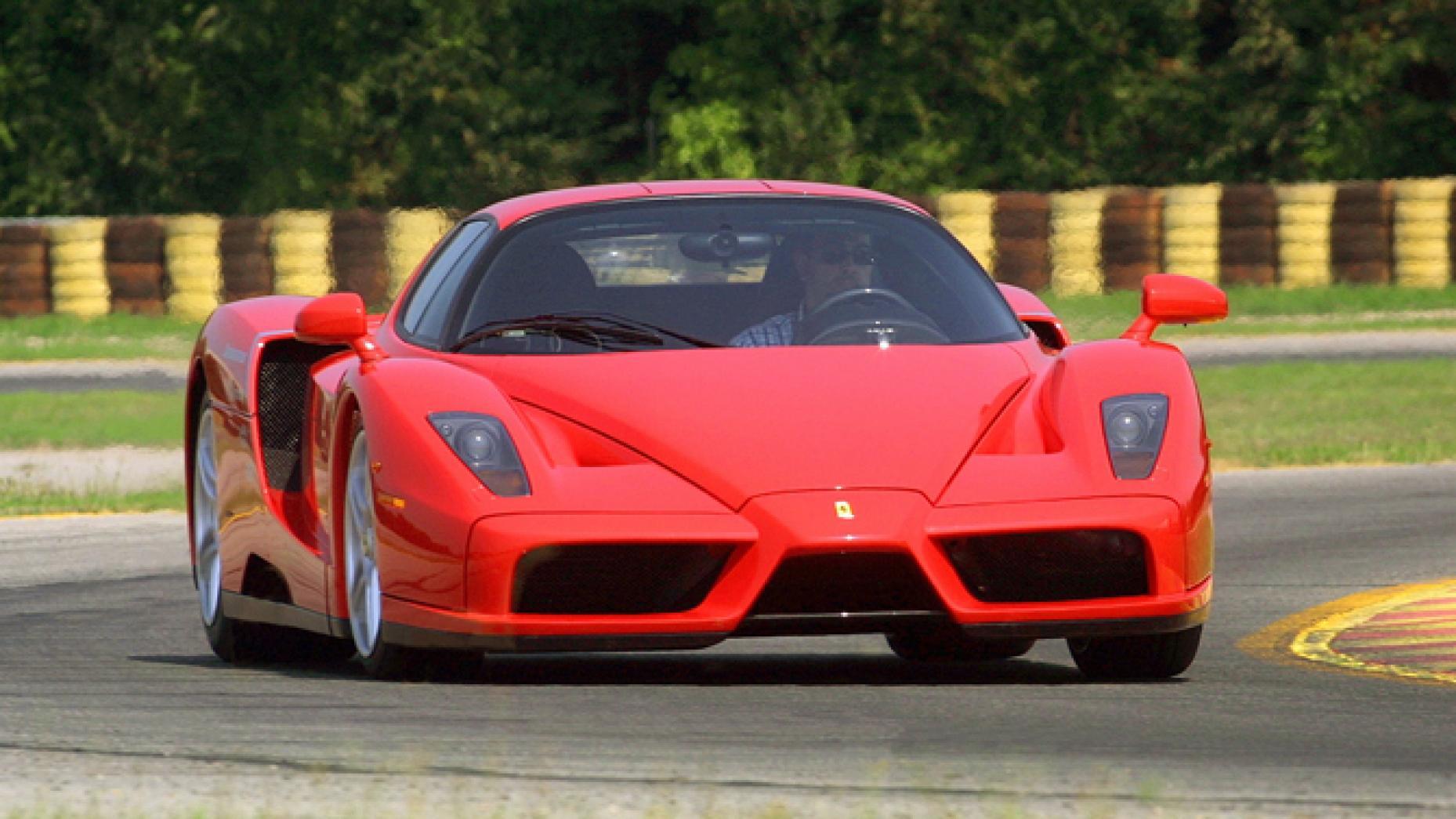Ferrari Enzo: 1m 24.9s
