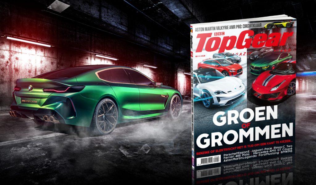 TopGear Magazine 155