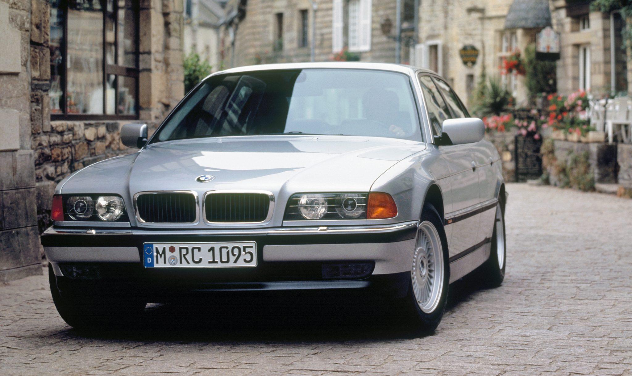 bmw 7-serie 1994
