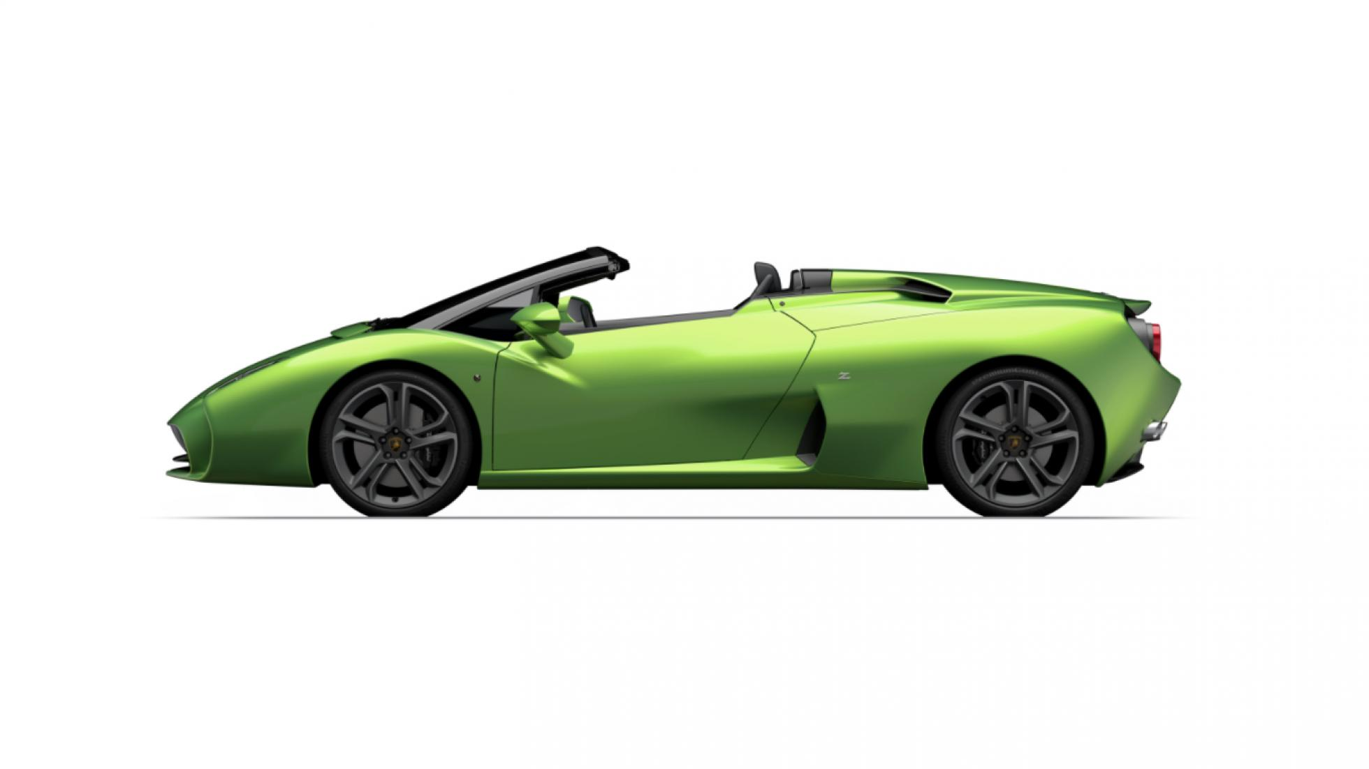 Lamborghini '595' Spyder