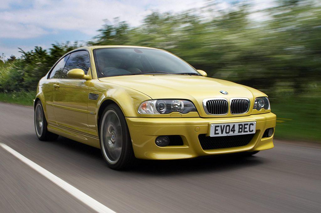 Tweedehands BMW E46 M3