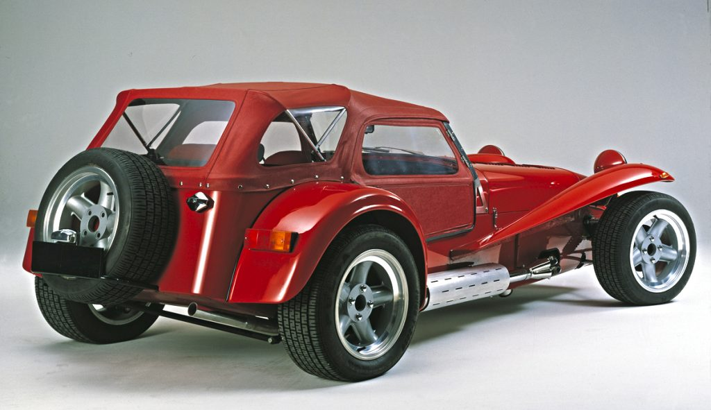 Donkervoort S8 (1985)
