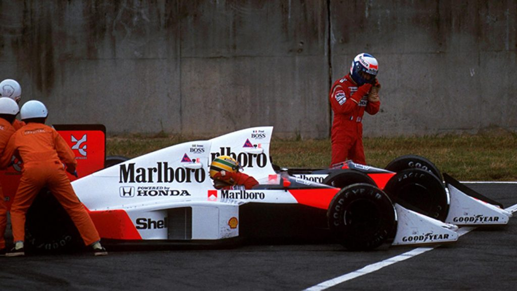 Ayrton Senna Grand Prix van Japan (1989)