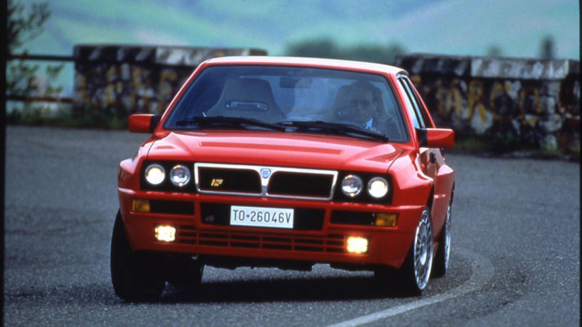 Lancia Delta Integrale (1991)