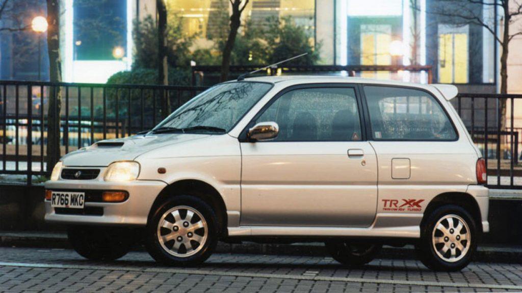 Daihatsu Cuore TR XX Avanzato R (1997)