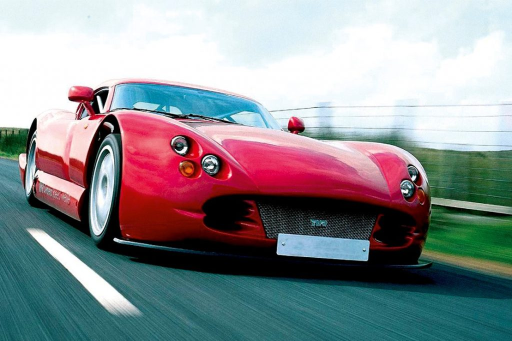 TVR Cerbera Speed 12 (1997)