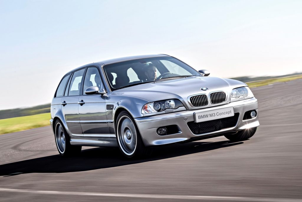 BMW M3 E46 Touring (2000)