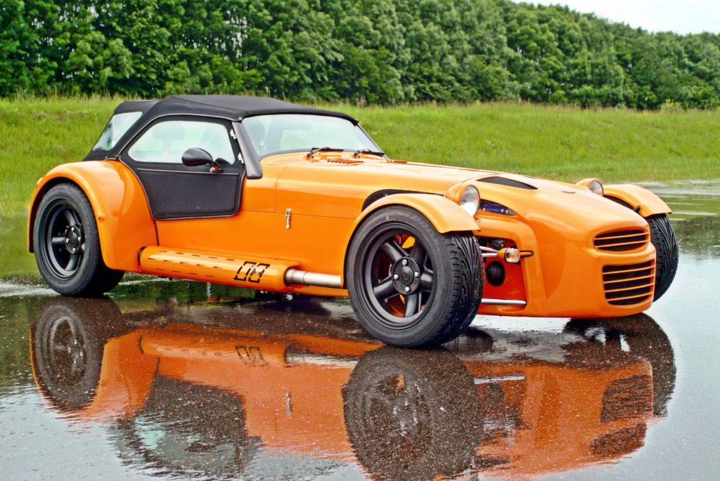 Donkervoort D8 270 RS (2005)