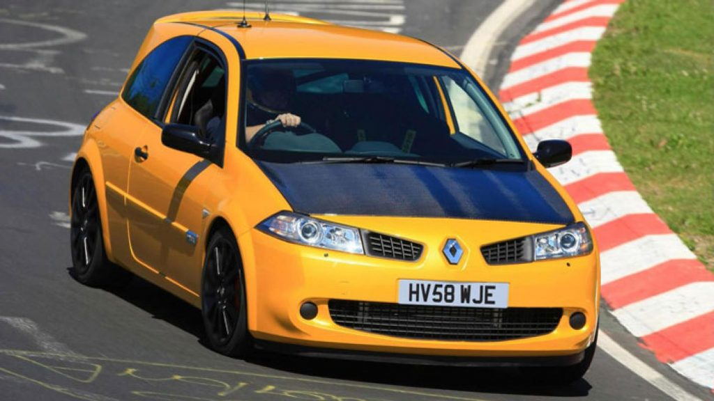 Renault Megane R26.R (2008)