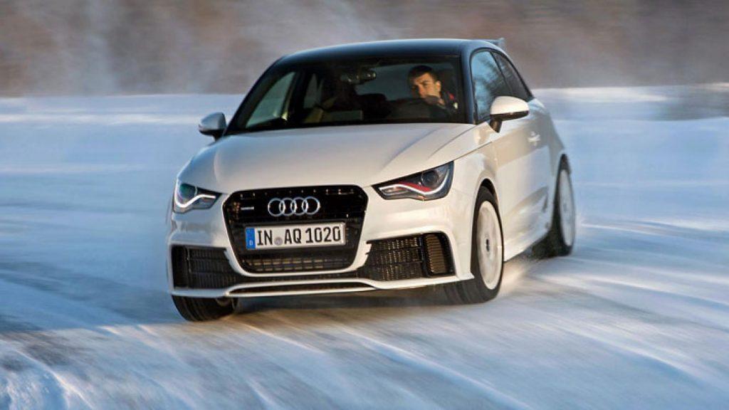 Audi A1 quattro (2013)