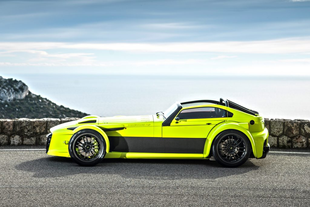 Donkervoort D8 GTO RS (2016)