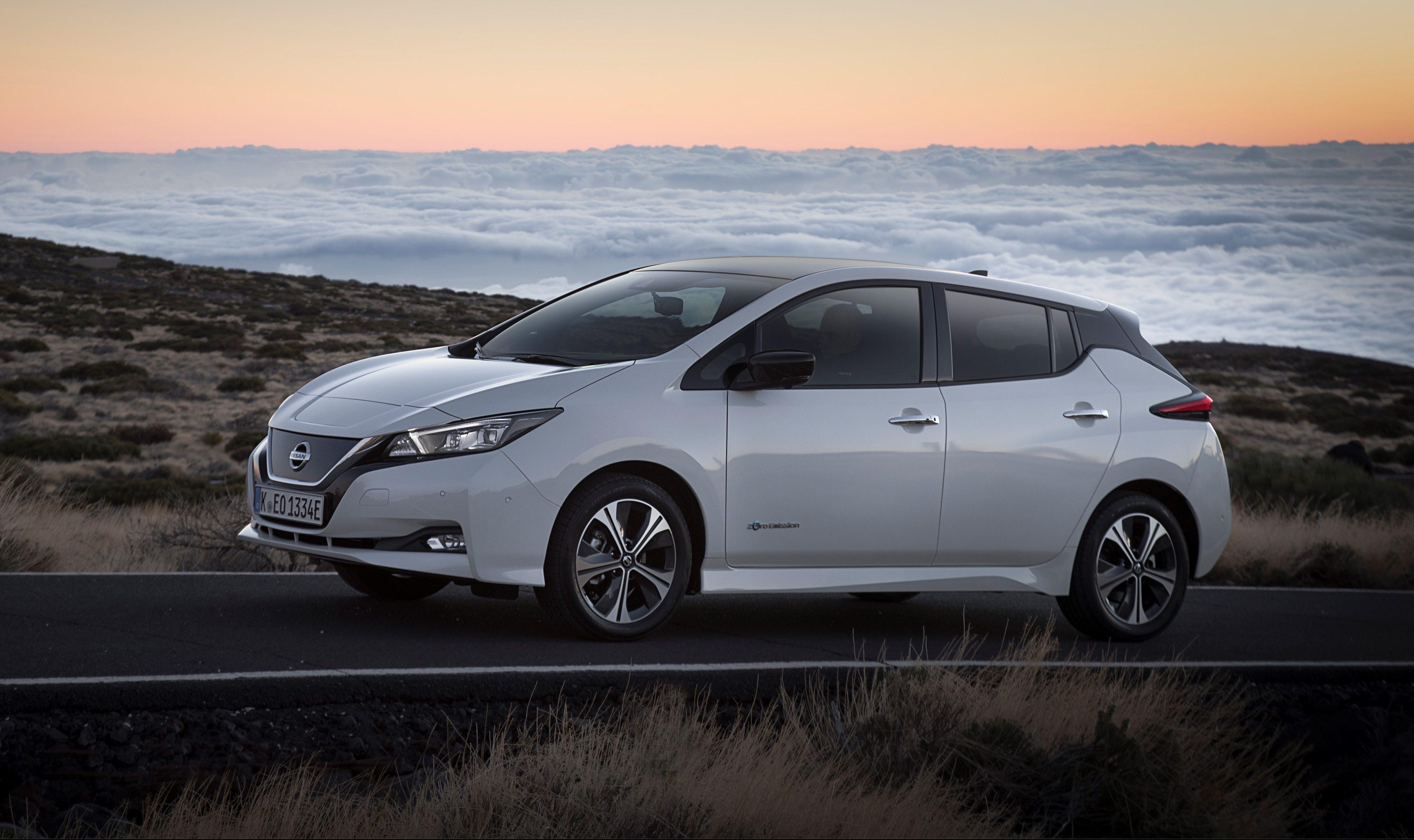 Nissan Leaf 2018 Test En Specificaties Topgear Nederland