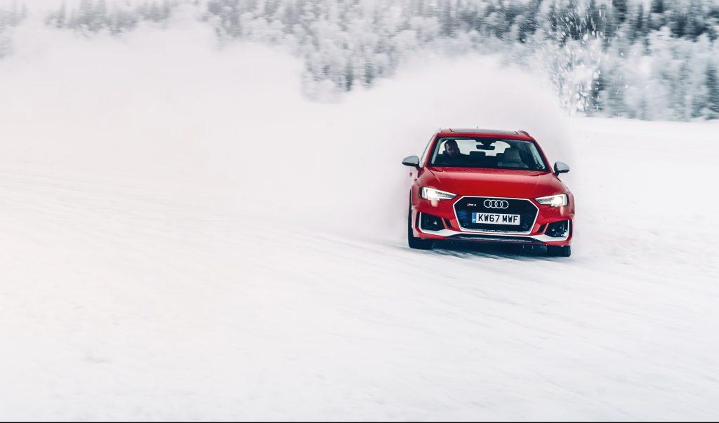 Mercedes-AMG GLC 63 S vs Audi RS 4 avant